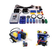 Конструктор Ресурсный набор Robo kids 1-2
