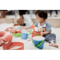 10 полезных навыков, которые дети получают, играя с песком