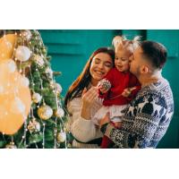 Создайте новогоднее настроение вместе с детьми!