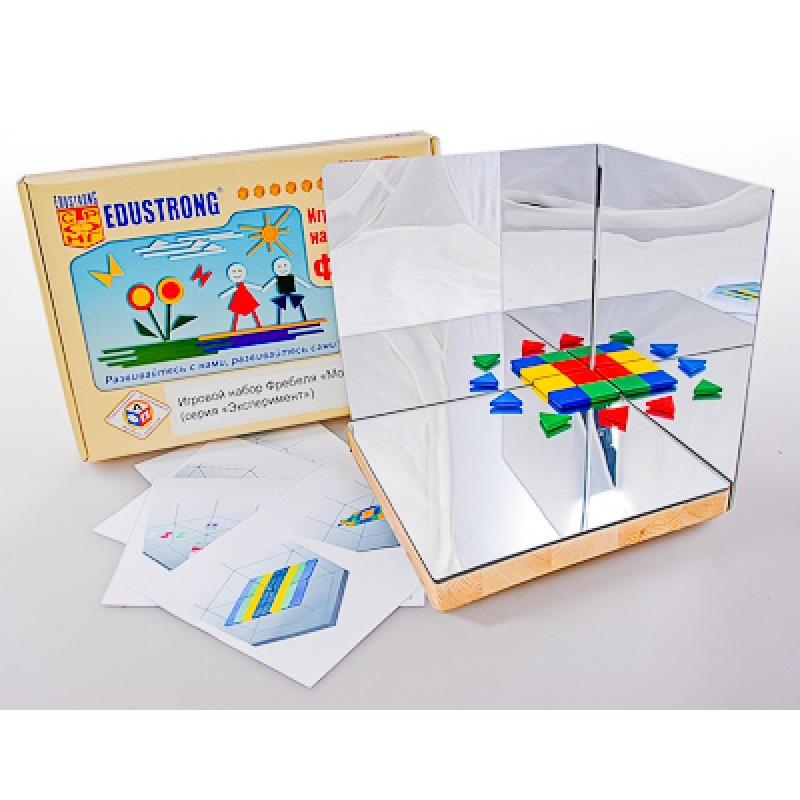 Игровой набор Фребеля Комплект для старшей группы (5-6 лет)