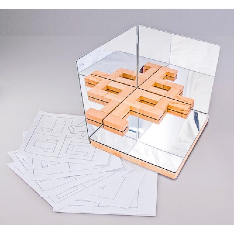 Игровой набор Фребеля Комплект для подготовительной группы (6-7 лет)
