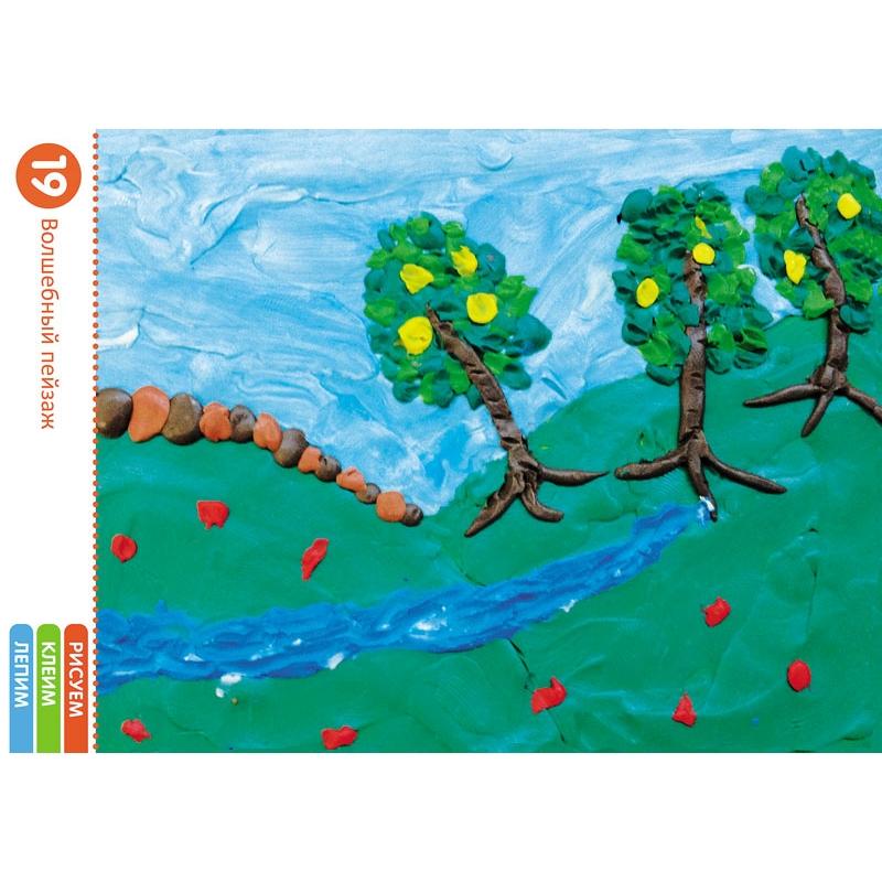 Основы для развития творческих способностей у детей от 6 до 7 лет