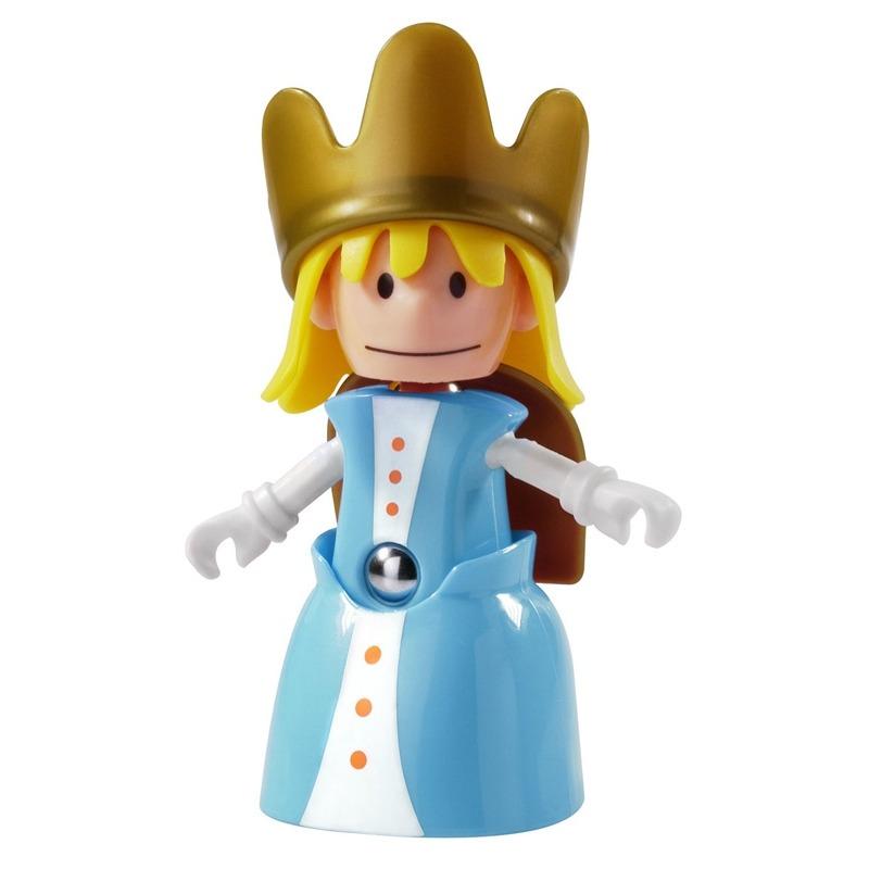 Набор магнитных фигурок Принцы и Принцессы. 3-5 лет.