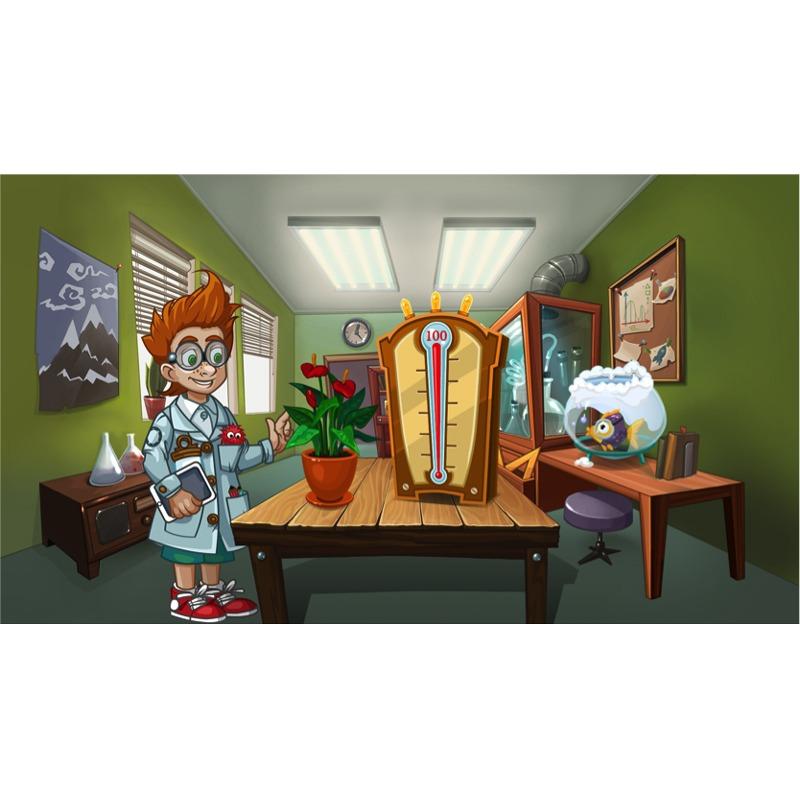 Цифровая лаборатория «Наураша»