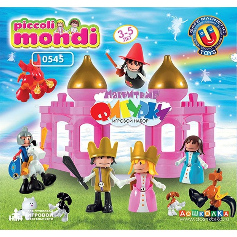 Магнитные фигурки. Игровой набор. «Дворец принцессы».