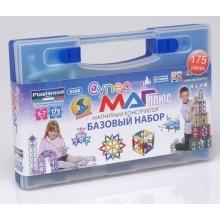 Магнитный конструктор СУПЕРМАГ ПЛЮС. Базовый набор 5-7 лет.
