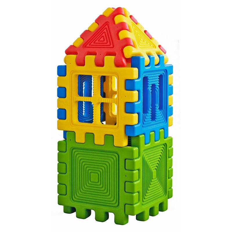 Тактильный конструктор «Башня»