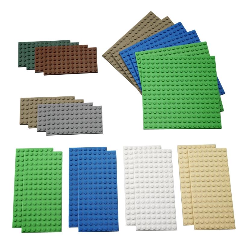 Малые платформы для строительства LEGO®