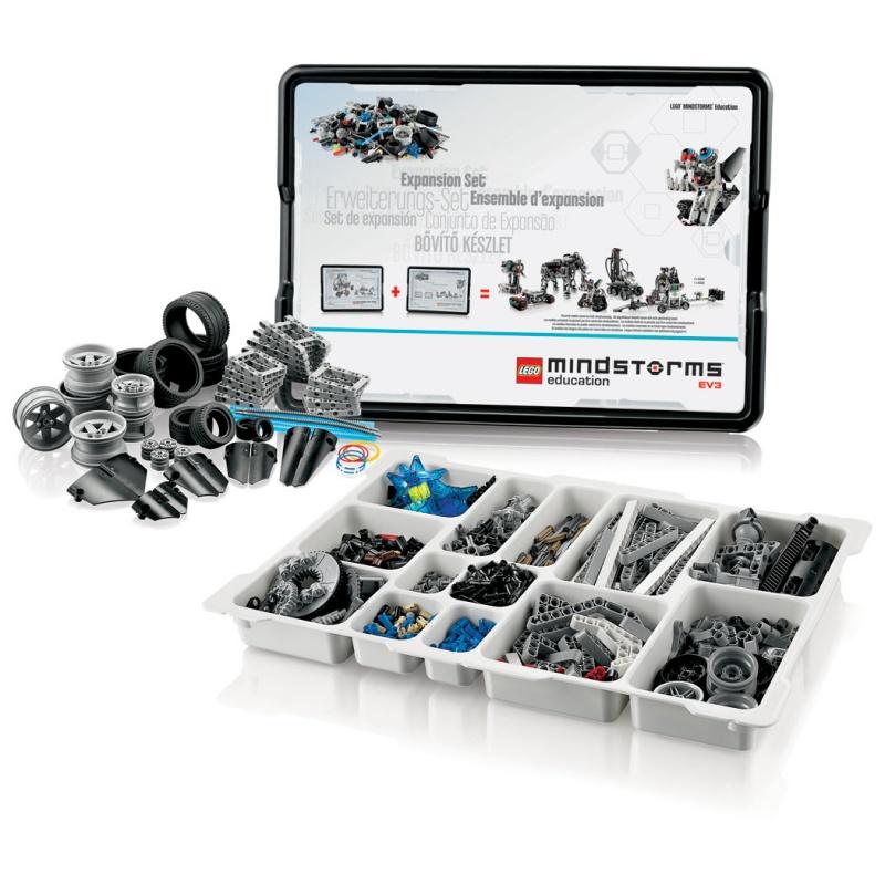 Ресурсный набор LEGO® MINDSTORMS® Education EV3