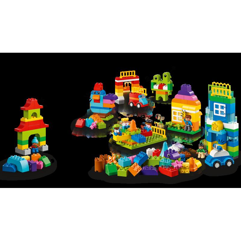 Конструктор LEGO Education Мой большой мир