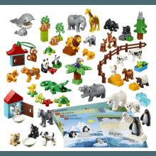 Конструктор LEGO Education животные