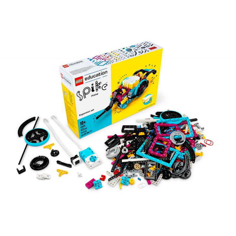 Ресурсный набор LEGO® Education SPIKE™ Prime