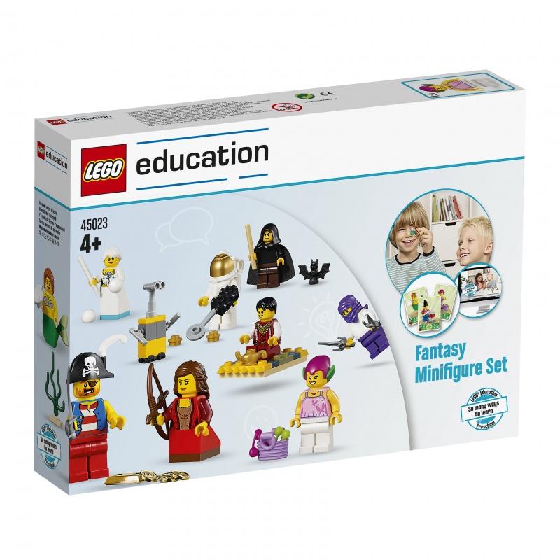 Сказочные и исторические персонажи LEGO®