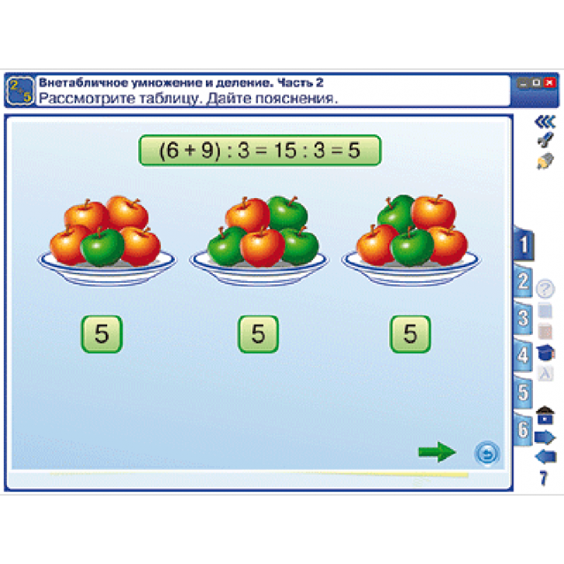 Математика 3 класс. Числа до 1000. Числа и величины. Арифметические действия