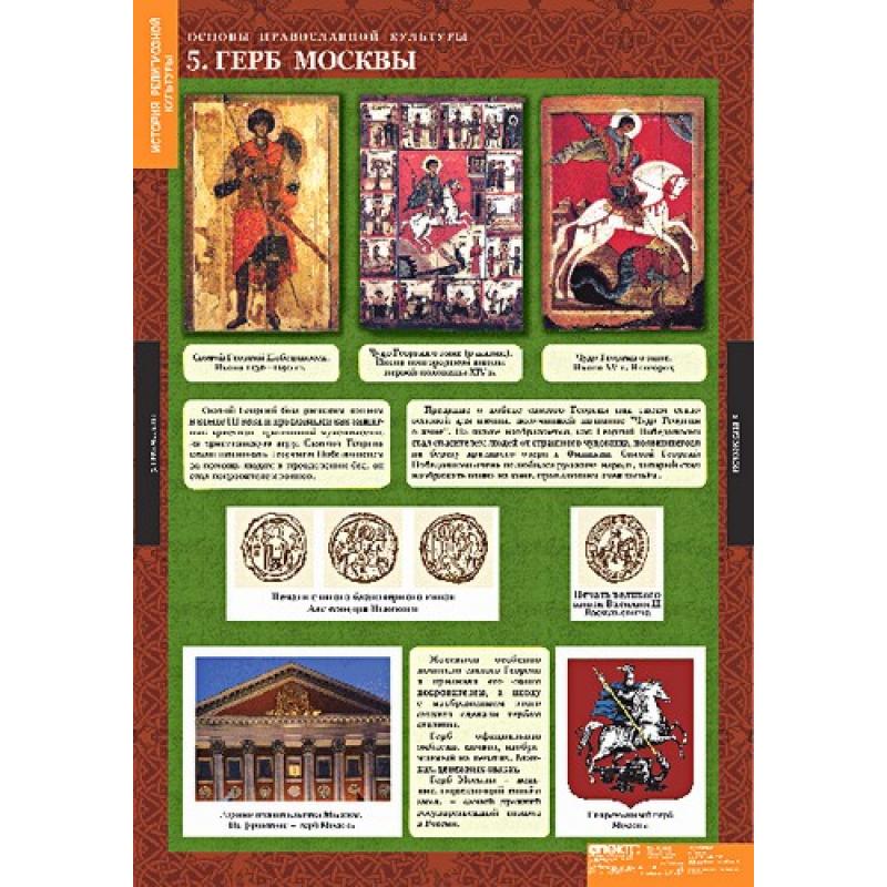 ИСТОРИЯ РЕЛИГИОЗНОЙ КУЛЬТУРЫ Основы православной культуры