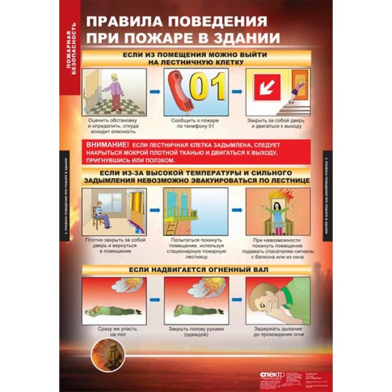 ОБЖ  Пожарная безопасность
