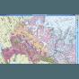 Интерактивные карты. География России. 8–9 классы. Природа России. Исследования территории России. Часовые пояса.