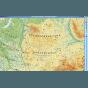 Интерактивные карты. География России. 8–9 классы. Географические регионы России. Урал. Азиатская часть.