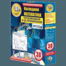 Учебное пособие Наглядная математика. Производная и её применение
