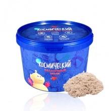 Космический песок 2 кг. Цвет - песочный
