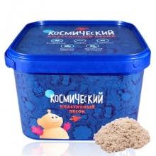 Космический песок 3 кг. Цвет - песочный
