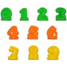 Набор формочек «Цифры»