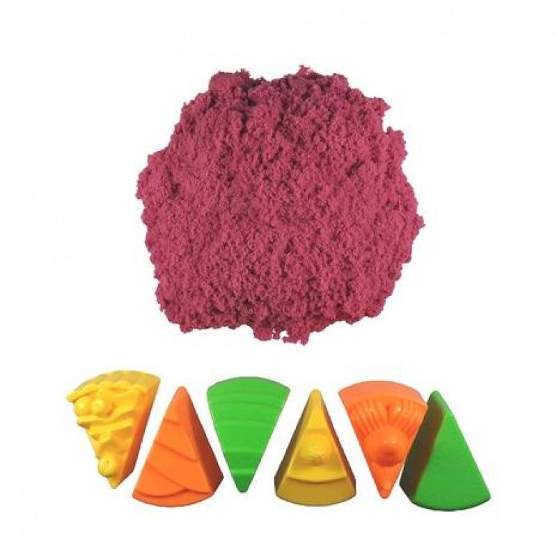 «Веселая кондитерская» 1 кг. Розовый цвет, аромат клубники