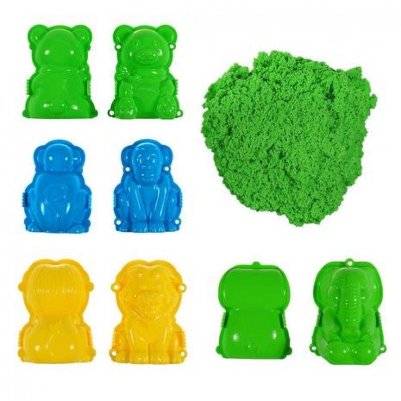 «В поисках сокровищ» 3 кг. Цвет - зеленый