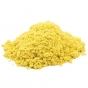 Космический песок 1 кг. Цвет - желтый