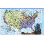 Интерактивные карты. Экономическая и социальная география мира. 10–11 классы. Региональная характеристика мира.