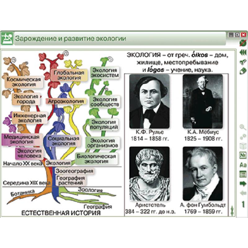 Наглядная биология. Введение в экологию