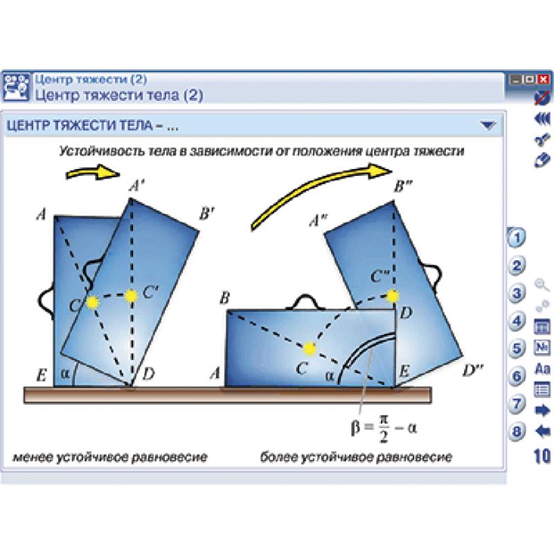 Наглядная физика. Статика. СТО