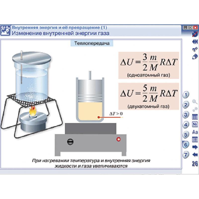 Наглядная физика. МКТ и термодинамика