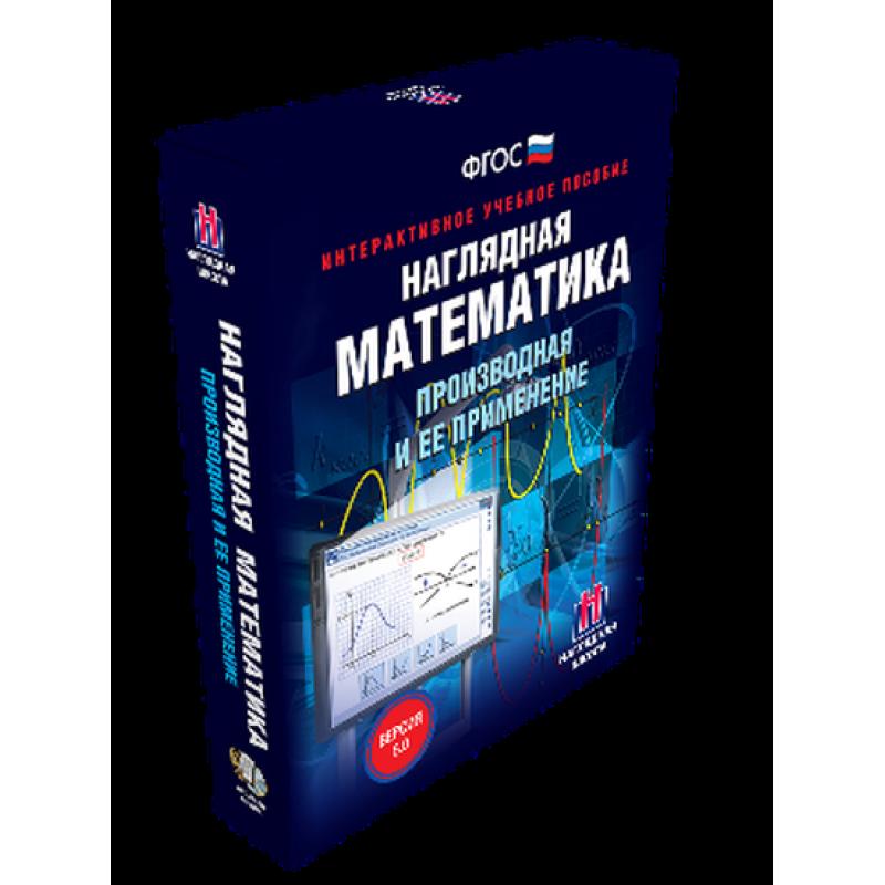 Наглядная математика. Производная и её применение